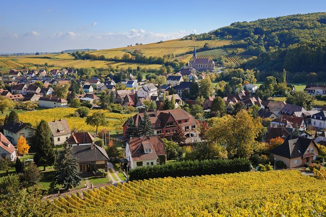 Alsace villages from Strasbourg photo 1