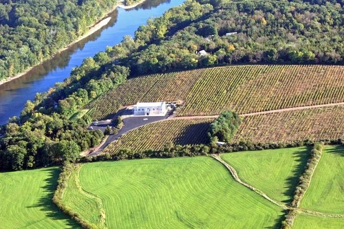 Romantic Vineyard Picnic with Private Helicopter Charter