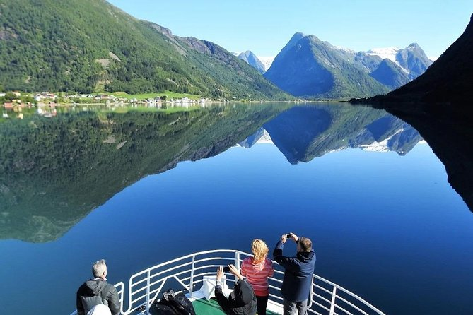 Fjord & Glacier Tours - Vik