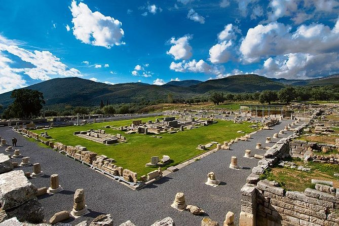 Skip The Line: Ancient Messene and Archaeological Museum of Ancient Messene