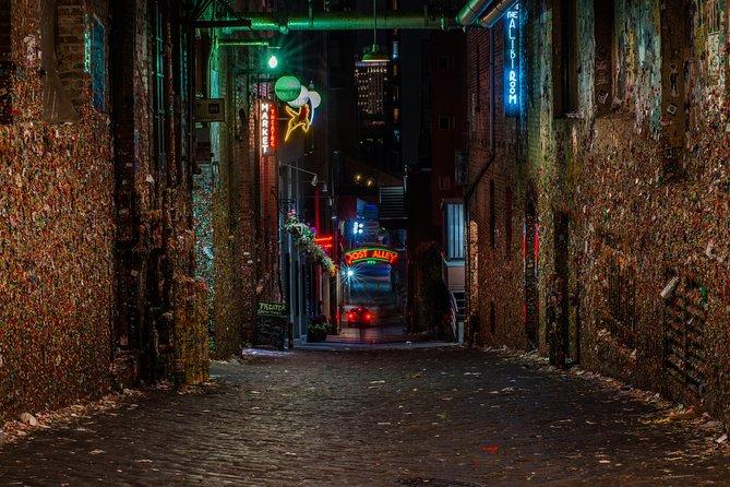 Seattle Walking Ghost Tour