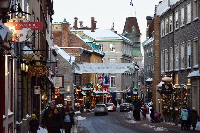 Discover Quebec City with a Private Walking Tour by a Local