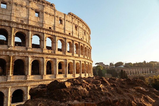 Complete Ancient Rome Private Tour: Colosseum & Archeological Sights