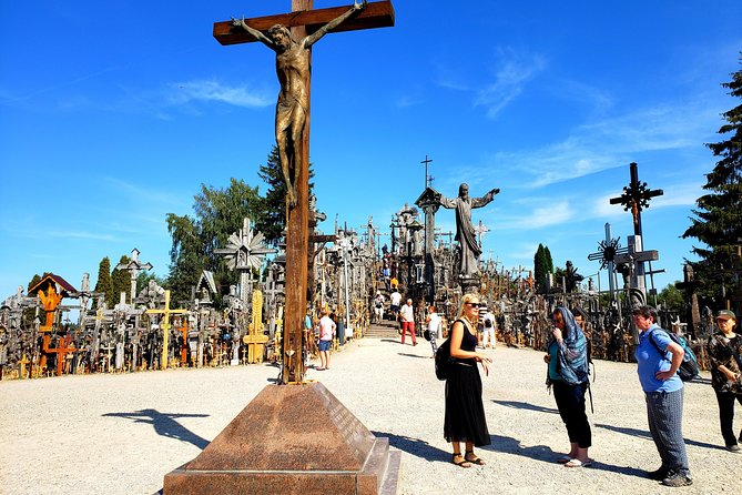 Hill of Crosses / 2 countries in 1 day