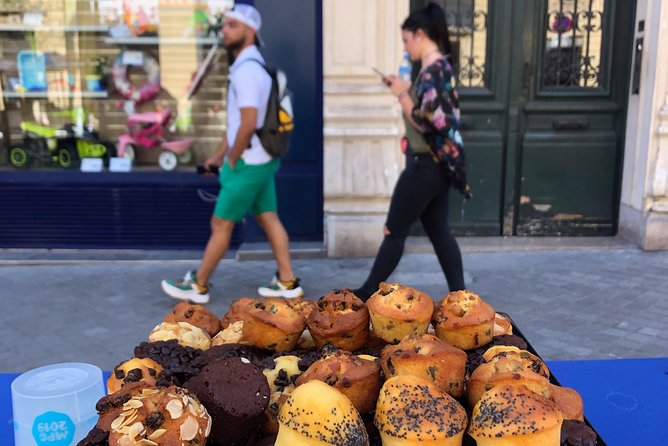 Cool Pastry, Chocolate and Street art tour