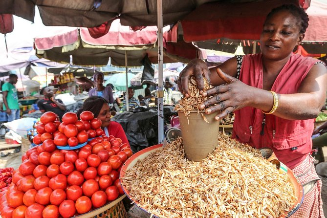 Guided Markets Tour in Lagos Nigeria