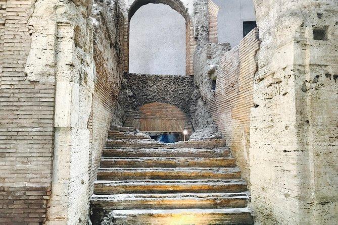 Skip the Line: Rome Underground Pass