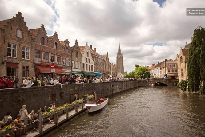 Highlights Of Bruges By Coach