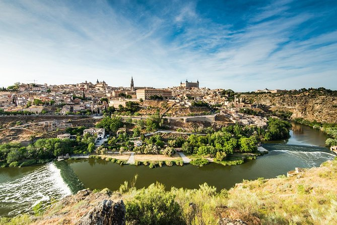 Toledo City Tour & Winery Experience with Wine Tasting from Madrid