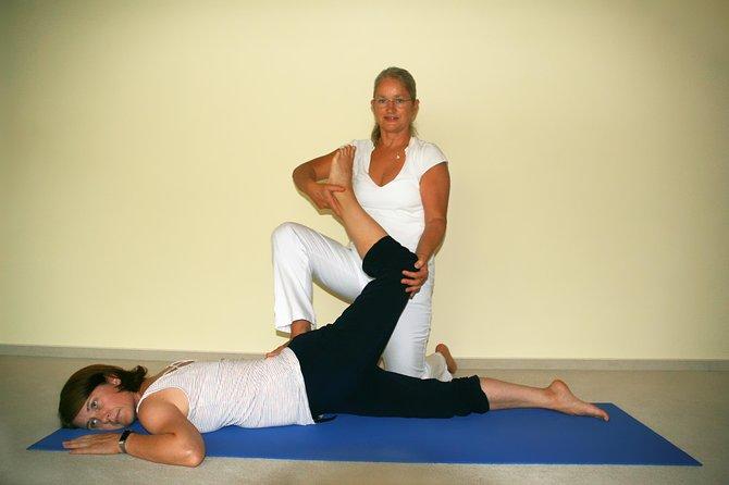 Thai yoga bodywork
