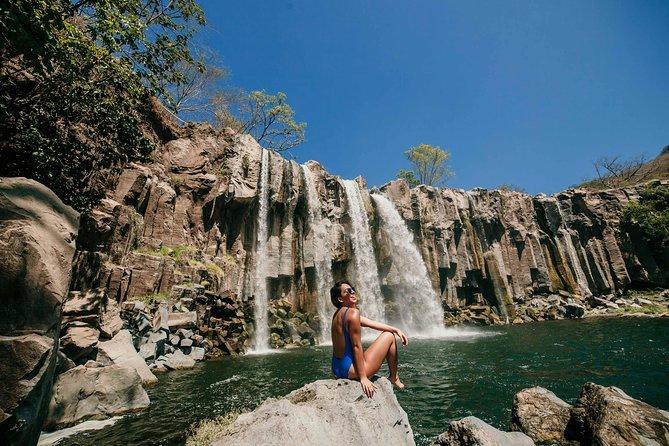 Los Amates Waterfall from Guatemala City