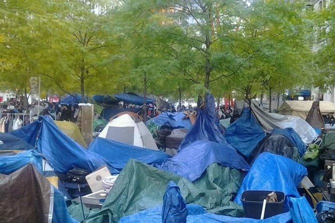 Occupy Tour NYC