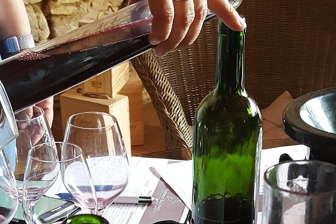 PRIVATE Tour to Bordeaux Winery and Cognac Distillery with Wine Workshop
