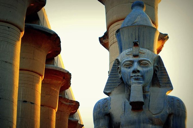 3-Day Guided tours to Aswan, Abu Simbel and Luxor & Train and Transfers