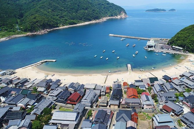Maizuru Half-Day Private Tour with Nationally-Licensed Guide