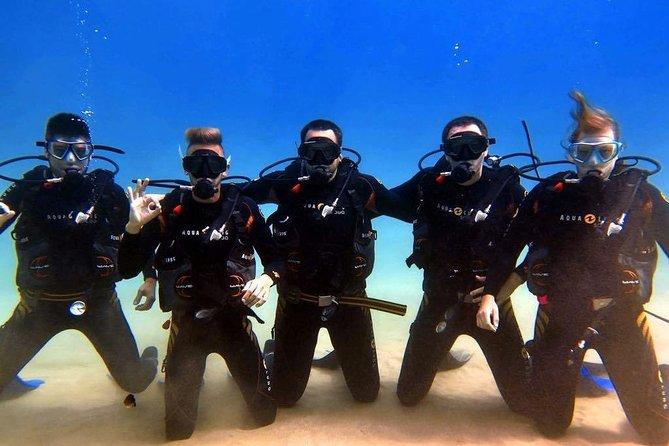 Discover Scuba Diving in Crete