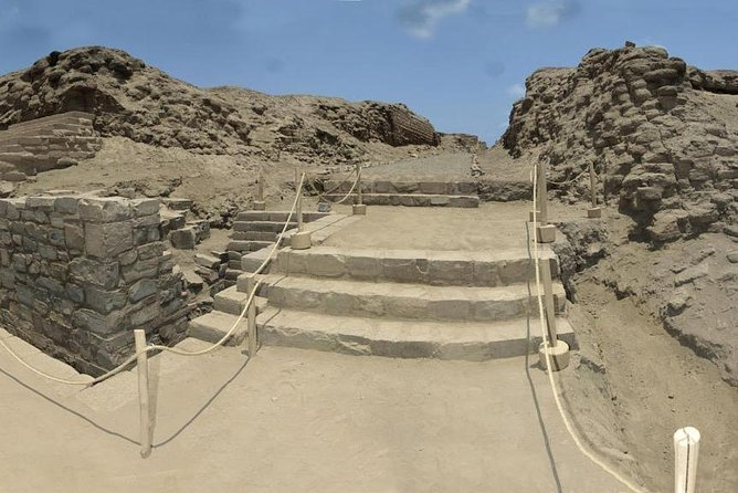 Excursion to Pachacamac Ruins from Lima
