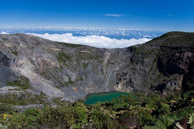 Irazu Volcano- Botanic Garden Lankaster- Orosi Tour