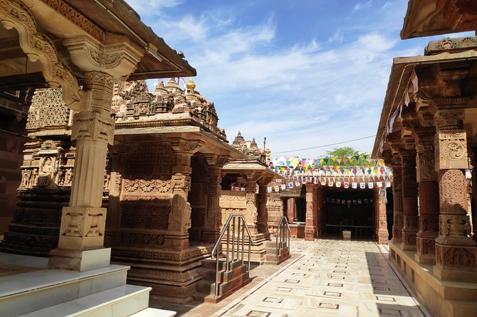 Jodhpur to Osian Temples Private Tour