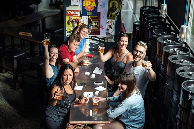 Montreal Craft Beer Tour