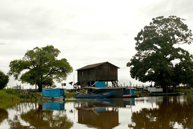 Santarém Maica Lake Tour