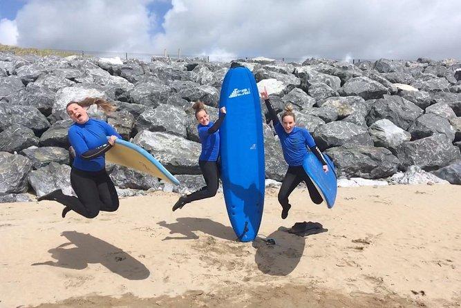 Lahinch surf lesson