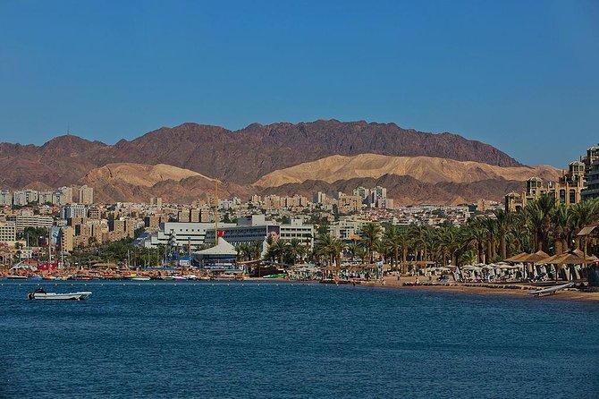 Speed Boat Cruise in Eilat