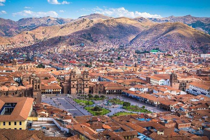 Half day walking tour in Cusco