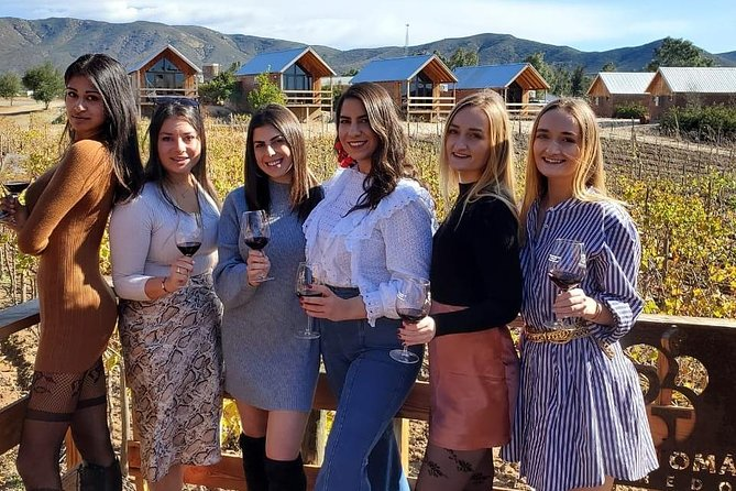 Wine and Dine tours of Valle de Guadalupe