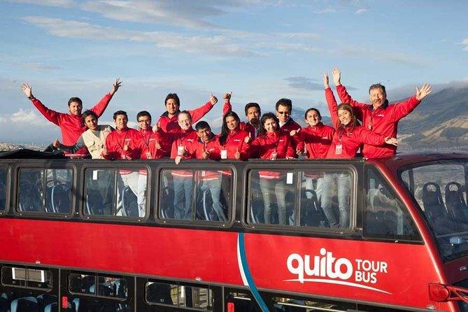 Quito - Panoramic Bus