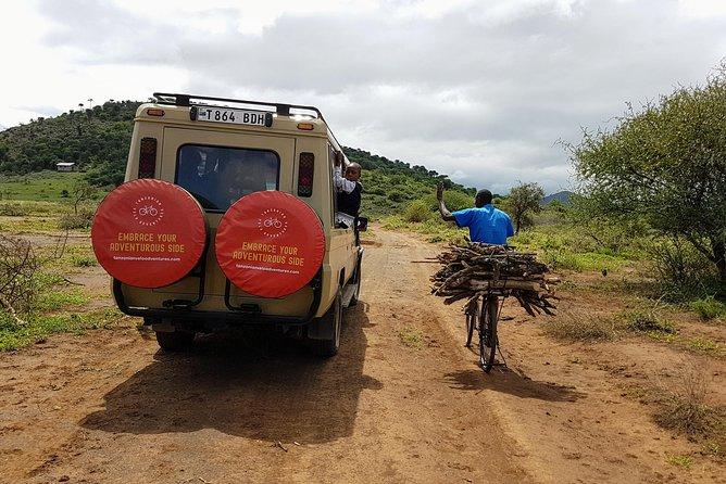 Mount Kili Base Adventure