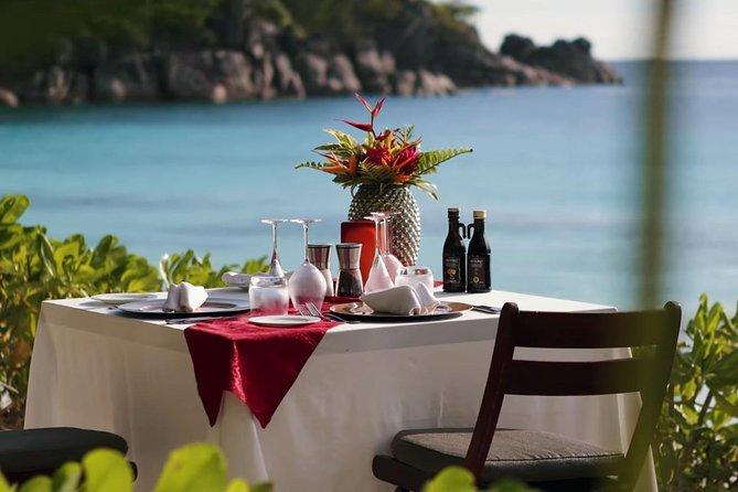 Dinner at the Hilton, Kempinski, Four Seasons, Savoy, H-Resort | Mahé, Seychelles