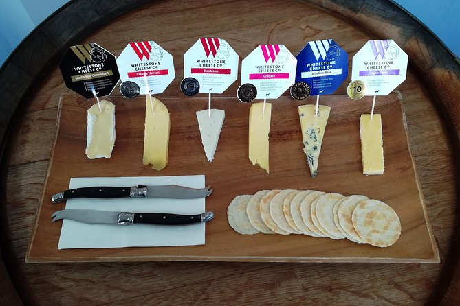 Guided Tour & Cheese Tasting