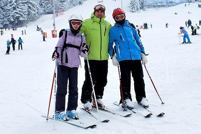 Premium ski hire