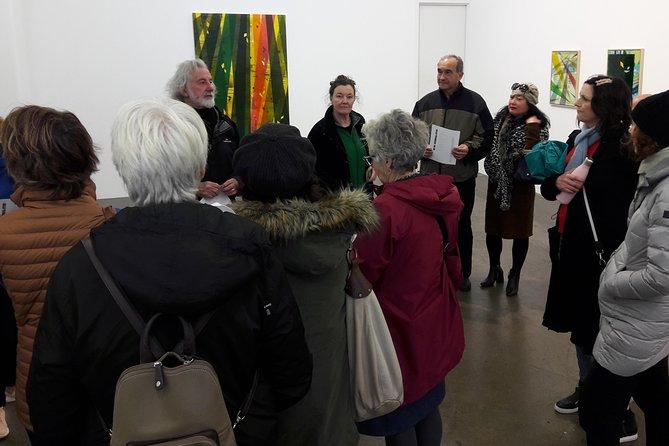 Join the locals: 2-Hour Precinct Tour of Dealer Art Galleries