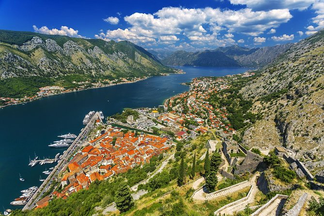 Car Trip Kotor - Lovcen Mausoleum - Cetinje Monastery and Kings castle