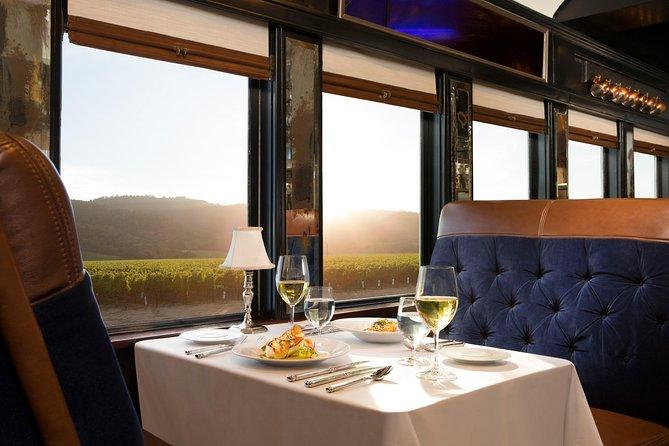 Napa Valley Wine Train: Estate Tour
