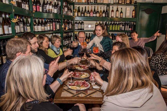Small Semi-Private Food Tour | Trastevere & Campo de Fiori