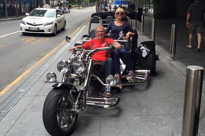 Unique vehicle tour around Brisbane