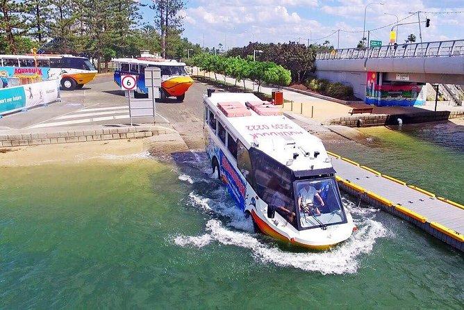 Aquaduck Gold Coast & iFLY