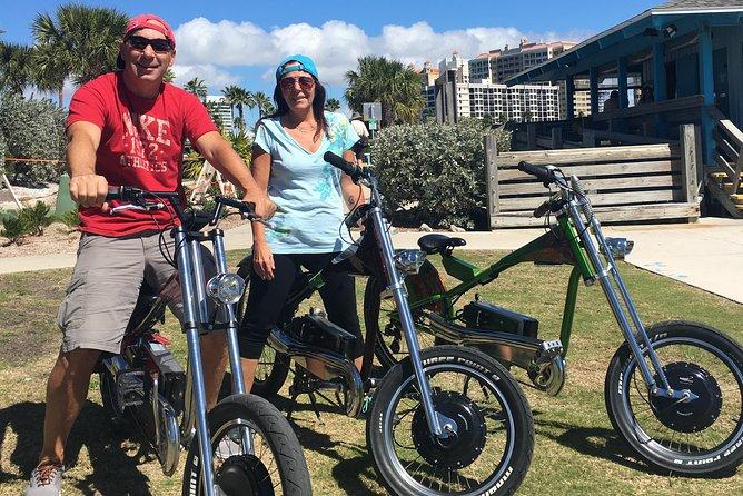 Lido Electric Bike Sunset Tour