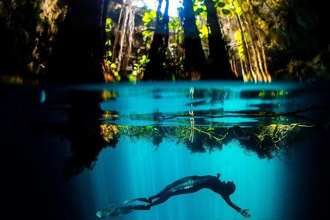 Freediving & Pranayama Yoga Courses / Cenotes in México