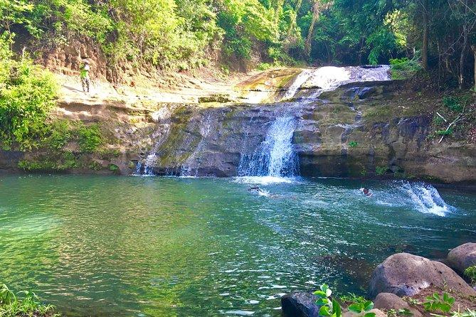 Mount Carmel Waterfalls