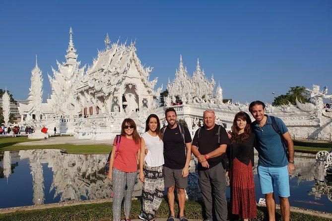 Chiang Rai from Chiang Mai