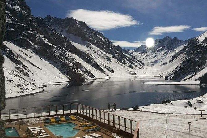 Laguna del Inca Aconcagua, Portillo