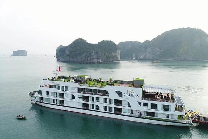Era Cruises-Lan Ha Bay Special Offer Tour 2D1N | Budget Cruise- All Included