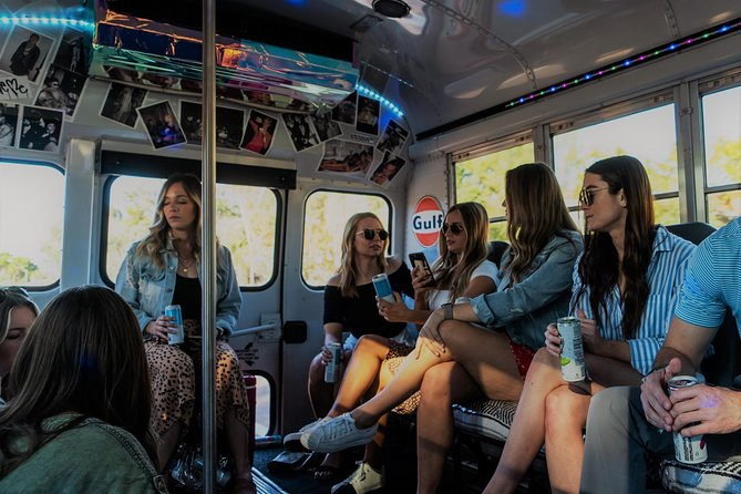 Private Tour in your own Retro Party Bus!