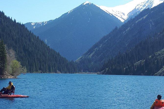 Charyn canyon, Kolsai lake, Kaindy lake 2 Days