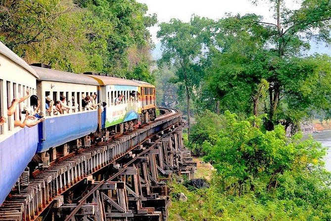 River Kwai One Day Tour from Bangkok