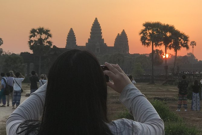 Special Angkor Sunrise & Sunset Tour